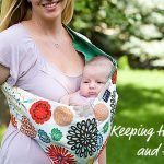 Beneficiile medicale ale babywearing-ului