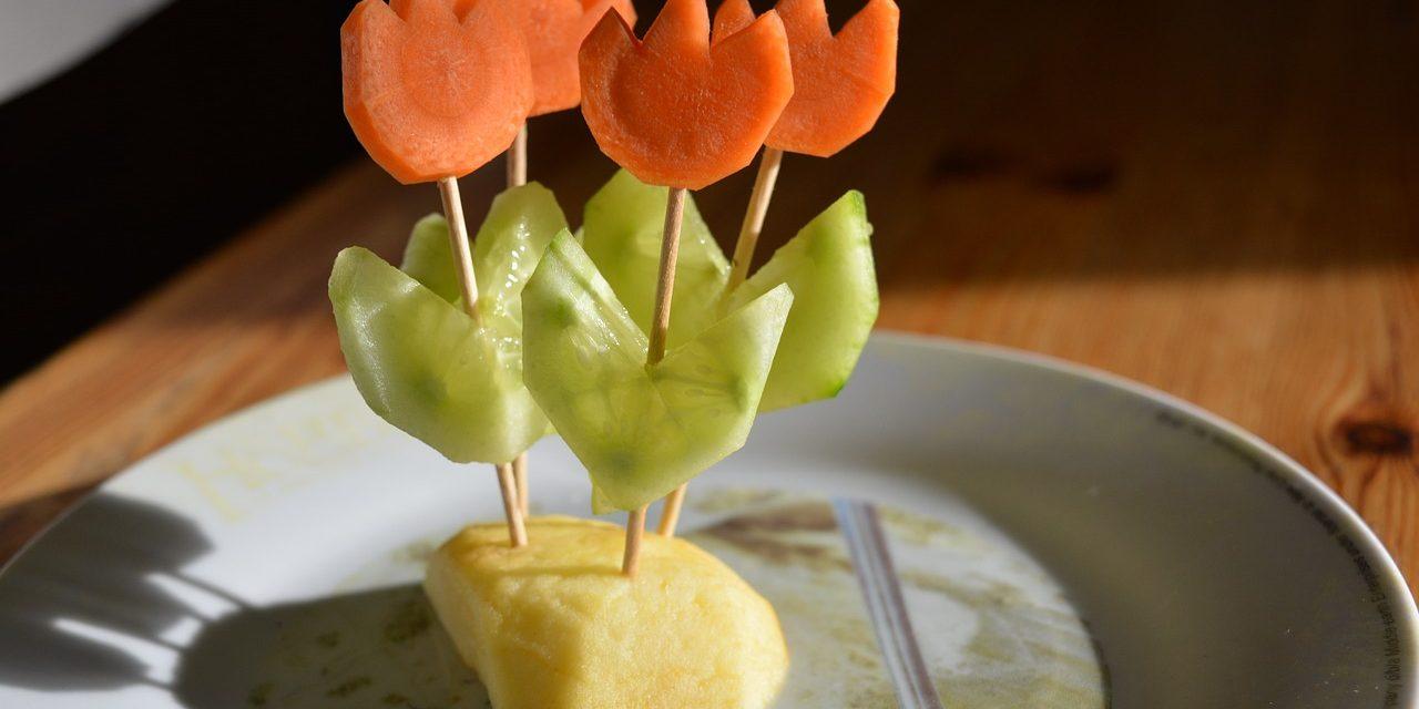 3 idei de piureuri de legume pentru mici mofturoși