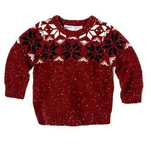 pulover Craciun copii