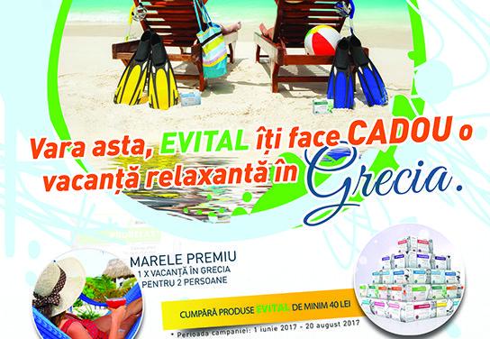 De ce am ales Grecia pentru concediul de vară? Și un concurs frumos pentru voi! (P)