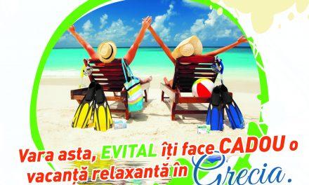Vara asta, te #rEVITALizezi si castigi o vacanta de vis in Grecia! (P)