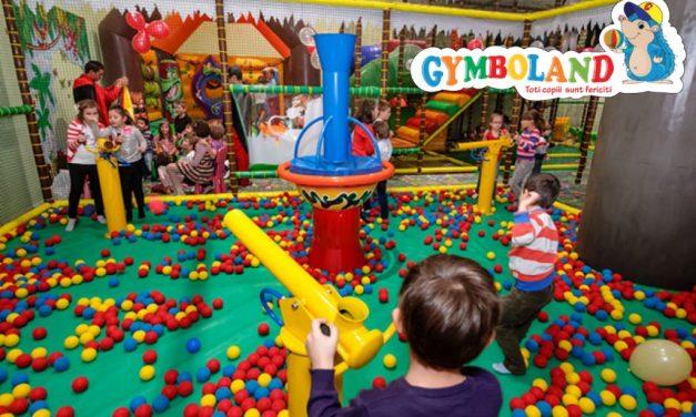 Playdate la Gymboland. Veniți cu noi la joacă?