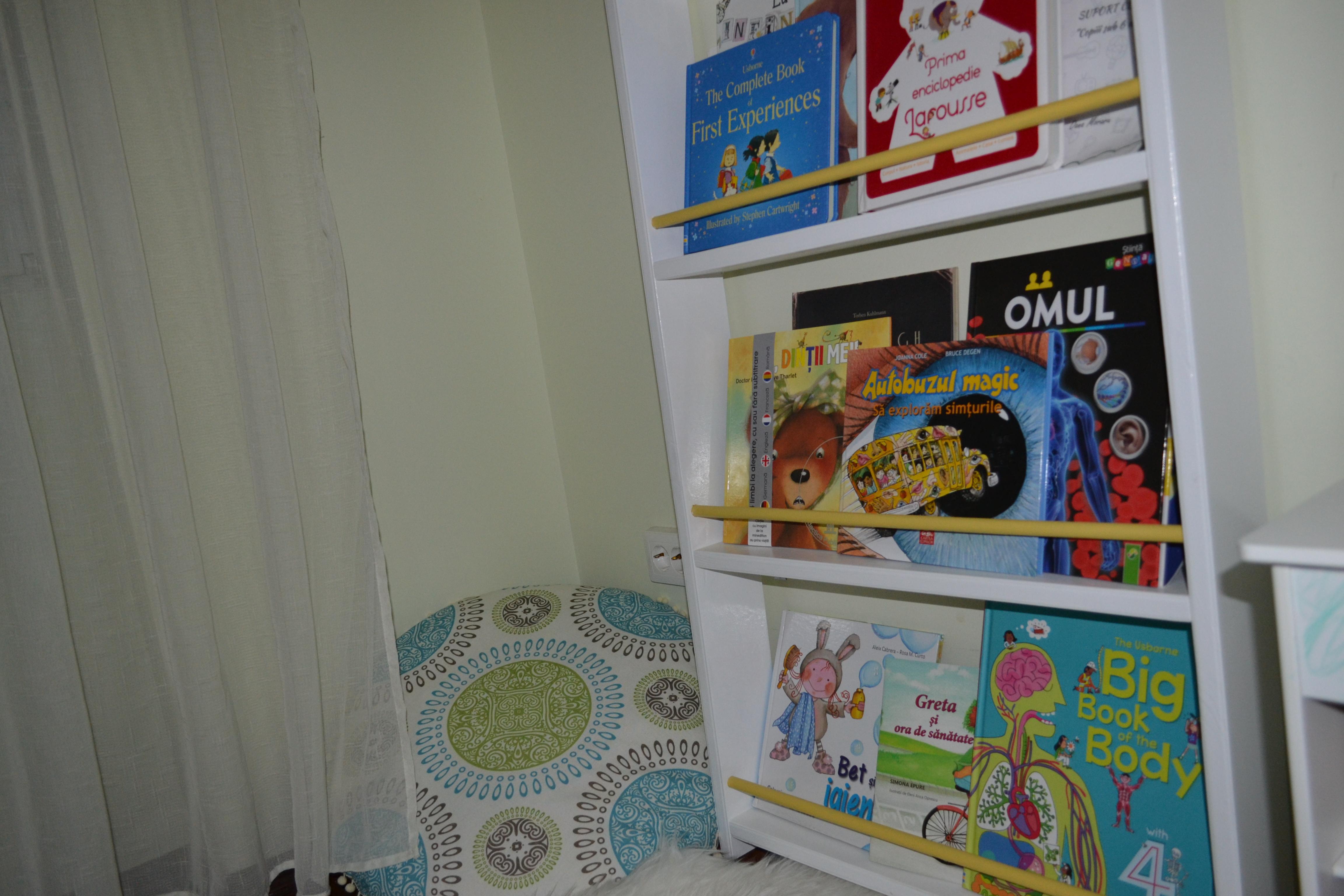 biblioteca pentru copii