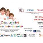 Eveniment. Sărbătorim ziua copiilor concepuți in vitro!